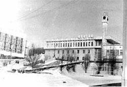 Вокзал в Тынде